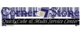 Corner Stone Quick Lube Logo